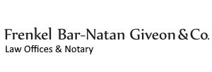 FRENKEL, BAR-NATAN, GIVEON & Co. - Law Office & Notary